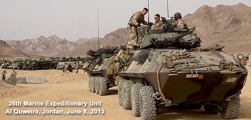 U.S. Forces in Jordan - ALLOW IMAGES