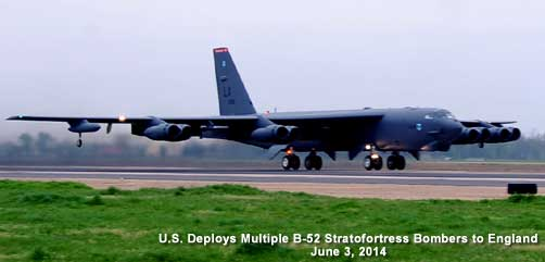 Boeing B-52 Stratofortress - ALLOW IMAGES