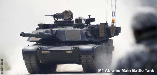 Photo of M1 Abrahms Main Battle Tank - ALLOW IMAGES