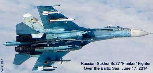 Russian SU27 Flanker - ALLOW IMAGES