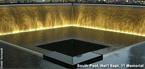 September 11 Memorial - ALLOW IMAGES