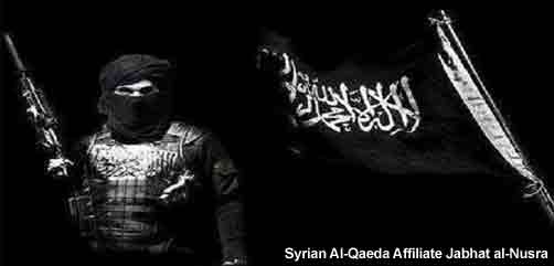 Jabhat al-Nusra Fighter - ALLOW IMAGES
