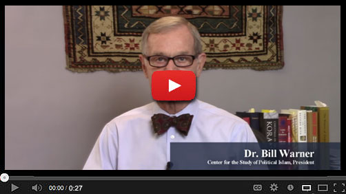 Tough Questions for Islam by Dr. Bill Warner - ALLOW IMAGES