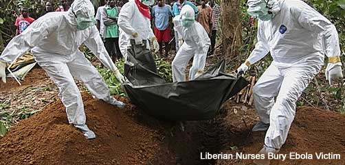 Ebola Threat - ALLOW IMAGES