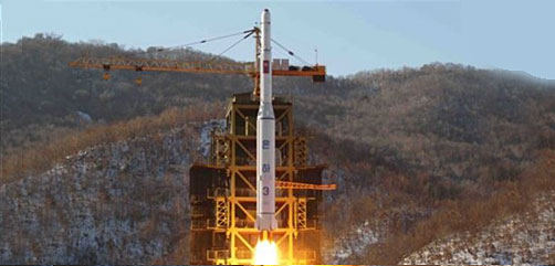 N. Korea ICBM Launch - ALLOW IMAGES