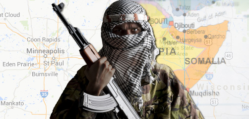 Al Shabaab Fighter - ALLOW IMAGES