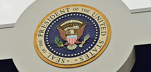 Presidential Seal - ALLOW IMAGES