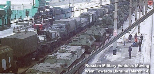 Russian Military Vehicles - ALLOW IMAGES