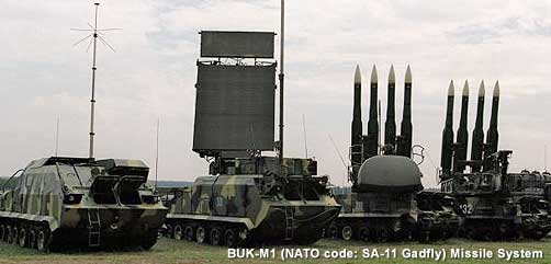 SA-11 Gadfly Missile System - ALLOW IMAGES