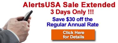 AlertsUSA Sale Button - ALLOW IMAGES