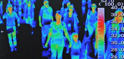 Thermal Imaging fr Health Screening - ALLOW IMAGES