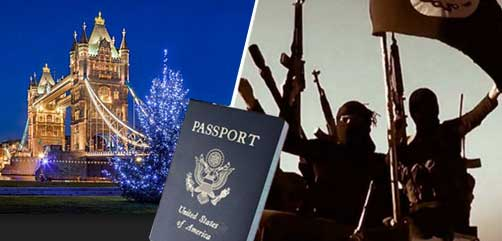 USGOV Issues Travel Alert for Europe Over Risk of Terror Attacks - ALLOW IMAGES