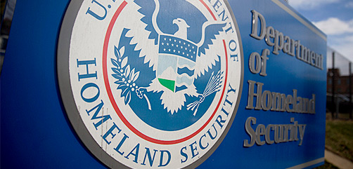 Department of Homeland Security seal. - ALLOW IMAGES