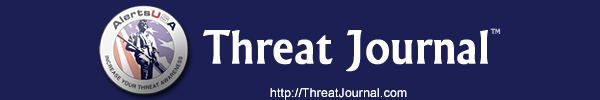 Threat Journal Logo Banner