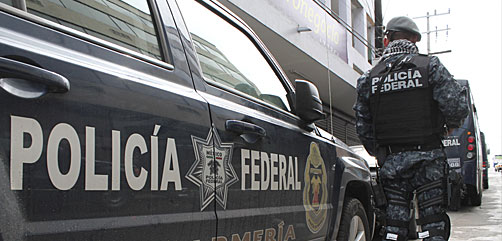 Mexican Federal Police - ALLOW IMAGES